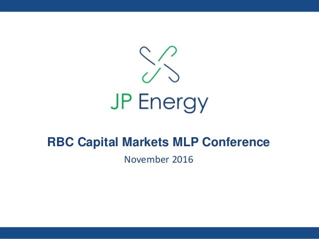 Rbc Capital Markets >> Rbc Capital Markets Mlp Conference