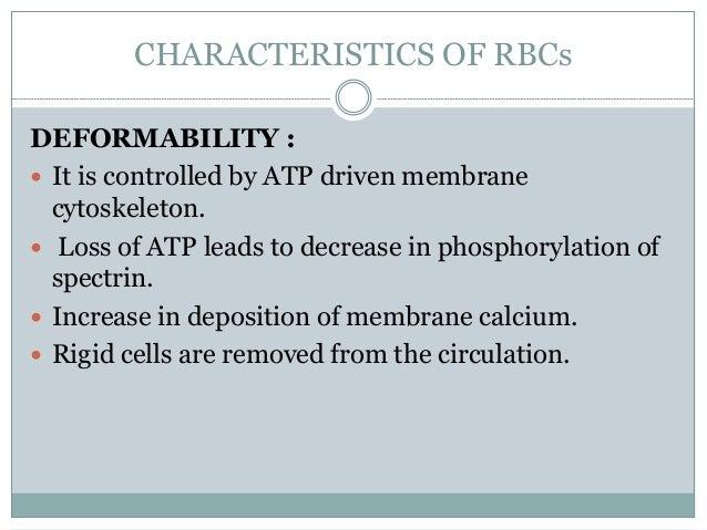 RBC METABOLISM  Glucose transport through RBC membrane: Glucose is transported through RBC membrane by facilitated diffus...
