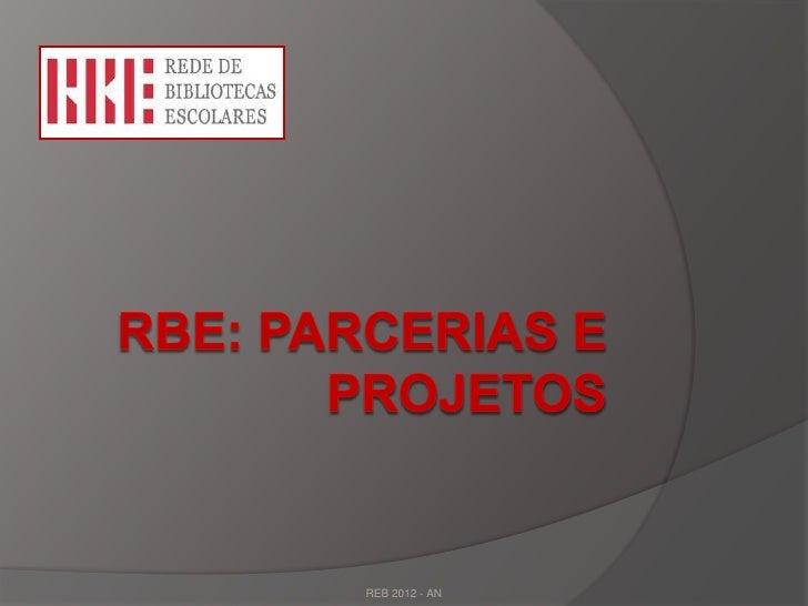 REB 2012 - AN
