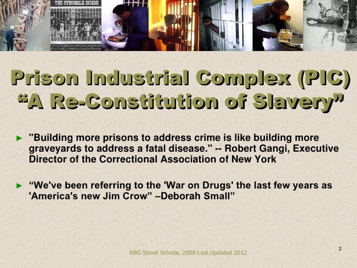 prison industrial complex The private prison industry is exploiting prison reform efforts by shifting from brick-and-mortar carceral facilities to outsourced social services.