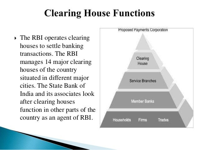 clearing house arrangement Incentives aligned the clearinghouse's interests with those of the  in a typical arrangement, a client possesses a margin account with his.