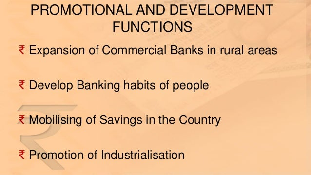 Structure and functions of commercial bank