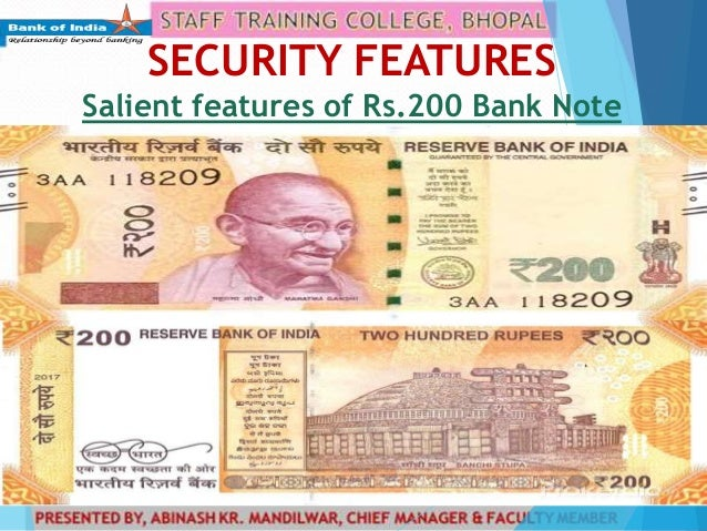 RBI Clean Note Policy, Detection of Counterfeit Notes & Note