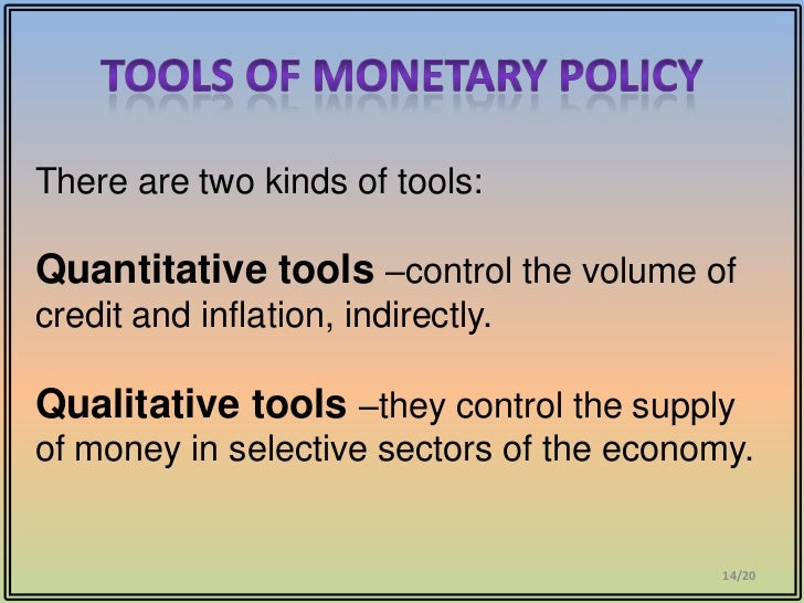 essay on monetary policy of rbi Free essay on monetary policy explanation available totally free at echeatcom, the largest free essay community.