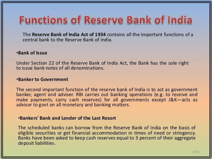 rbi monetary policy in india The meaning and objectives of monetary policy  in the end we will explain monetary policy of reserve bank of india in different periods of planned development, especially soft interest.