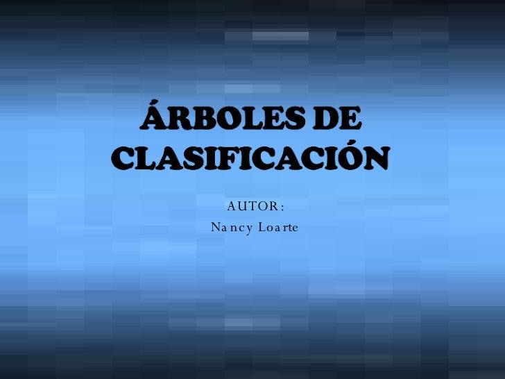 AUTOR: Nancy Loarte