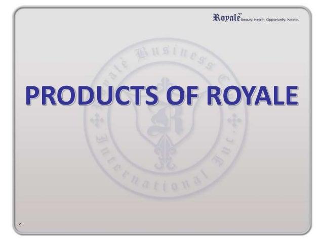 Royale Business Presentation - RBP [Philippine Market (March 17, 2016)]