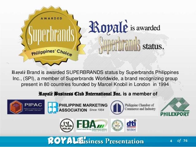 Royale business club nigeria login