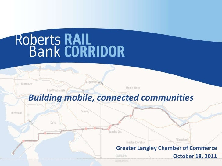 Building mobile, connected communities                    Greater Langley Chamber of Commerce                             ...