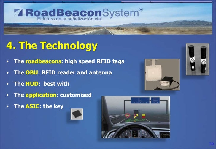 """4. The Technology               On Board Unit (OBU)                 """"Powered by RBS""""               Supporting equipment   ..."""