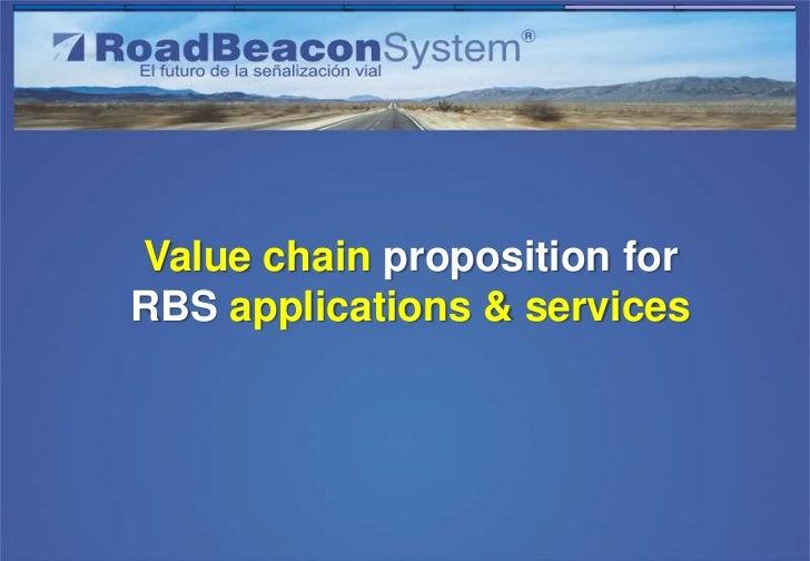 RBS business model                                                     A major long term                                  ...