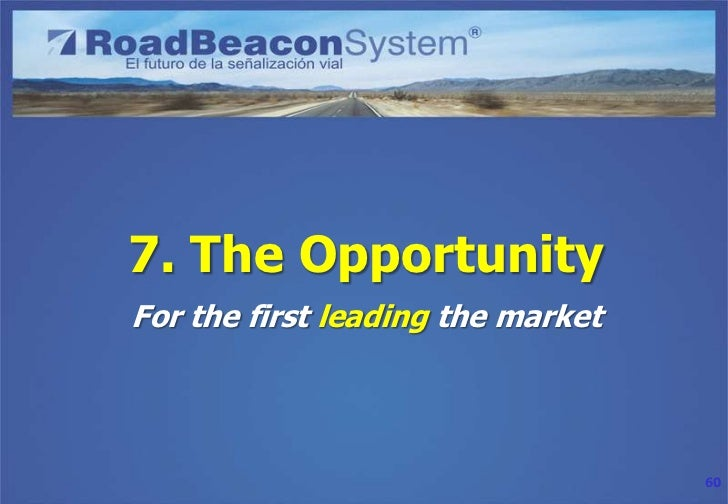 7. The Opportunity• An ad hoc startup• EU brands and Patents• Website, online campaigns, etc.• The knowledge of knowing th...
