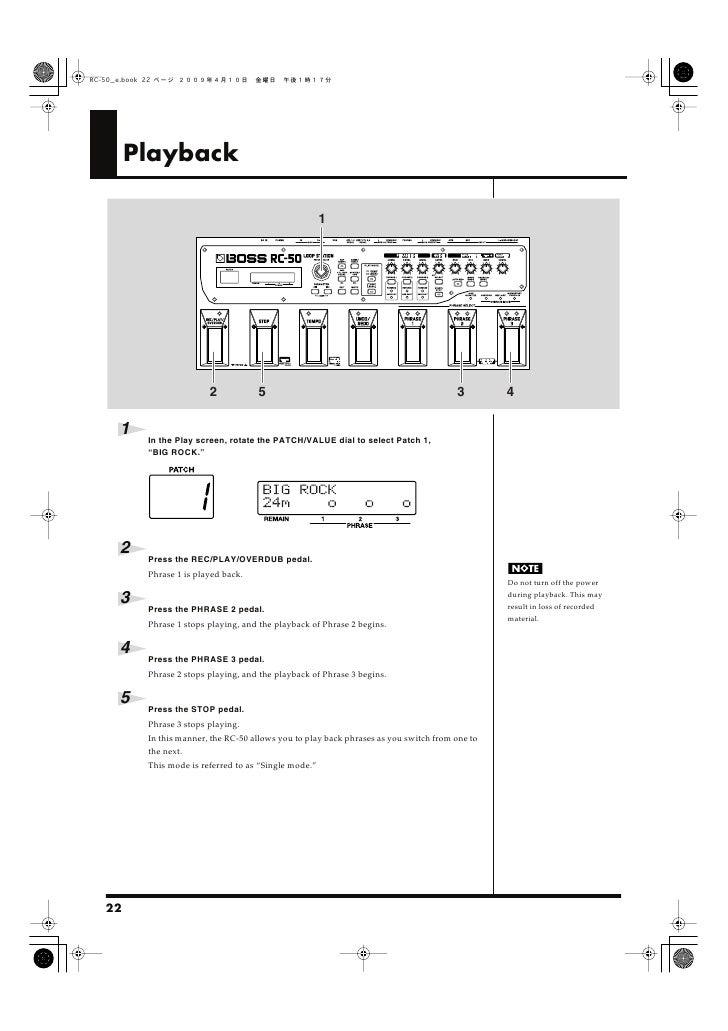 Playback       fig.01-100                                                            1                              2     ...