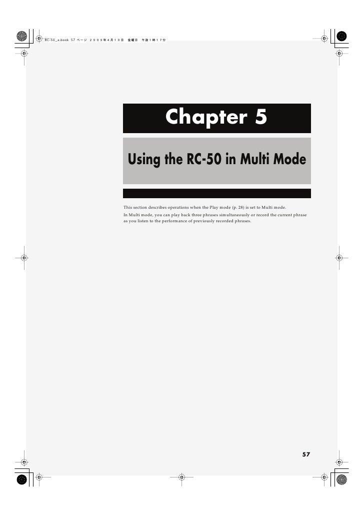 Rc 50 E9