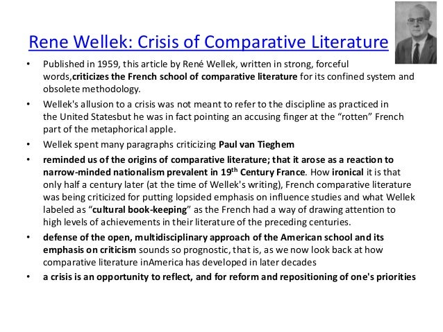 comparative literature concepts its present status Comparative literature: these events are linked with socio-cultural the sub-themes are comparative literature: concepts, its present status and new.