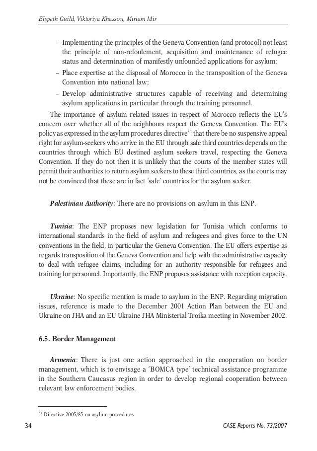 Reyem affair case report