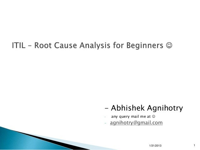 - Abhishek Agnihotry-   any query mail me at -   agnihotry@gmail.com                      1/31/2013   1