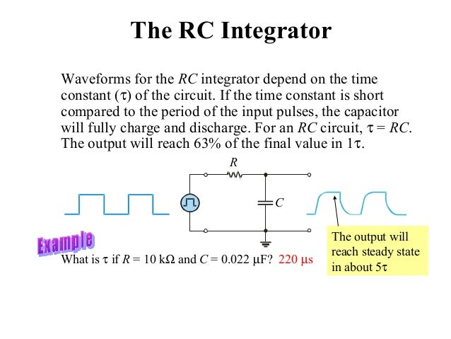 step response of rc circuit pdf