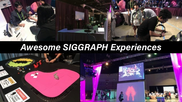 ReverseCAVE - SIGGRAPH 2017 Student Research Competition (SRC) Slide 3