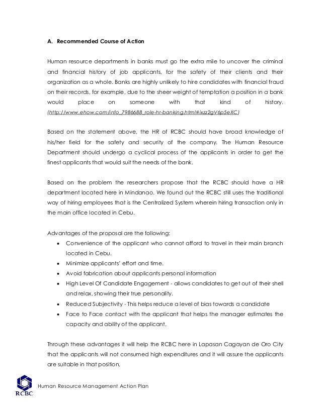 Internal Audit Reports - Management Action Plan
