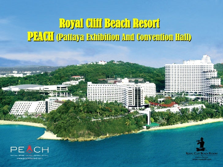 Royal Cliff Beach Resort PEACH  (Pattaya Exhibition And Convention Hall)