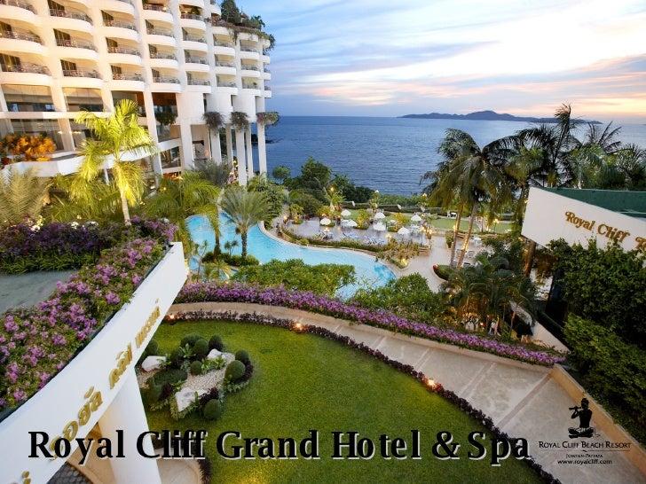 English - Royal Cliff Beach Resort & PEACH