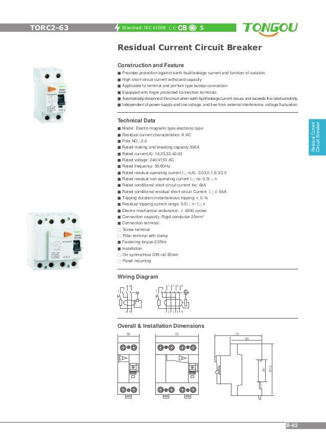 Wiring Diagram For Rccb : Rccb wiring diagram images