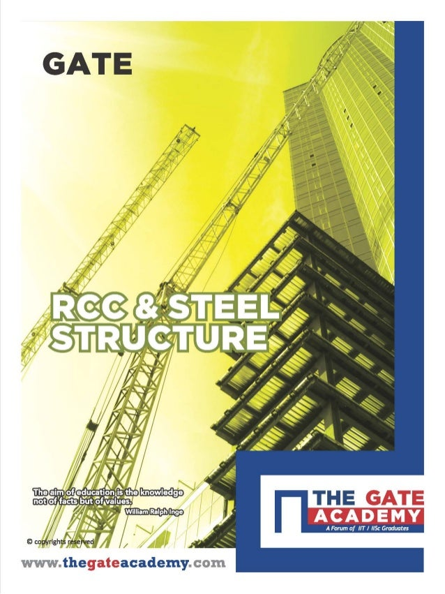 Civil engineering rcc steel structures the gate academy for Rcc home show