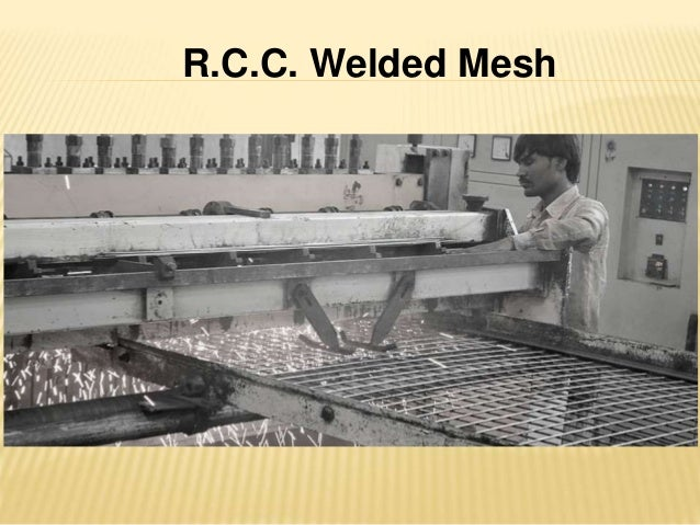 Welded Wire Mesh and RCC Welded Mesh for Construction Slide 2