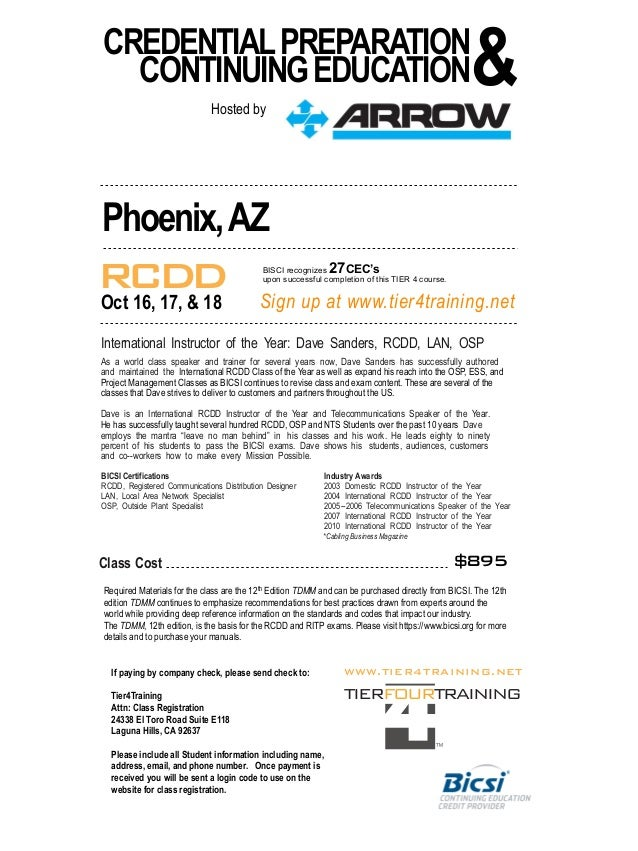 Rcdd Phoenix Oct