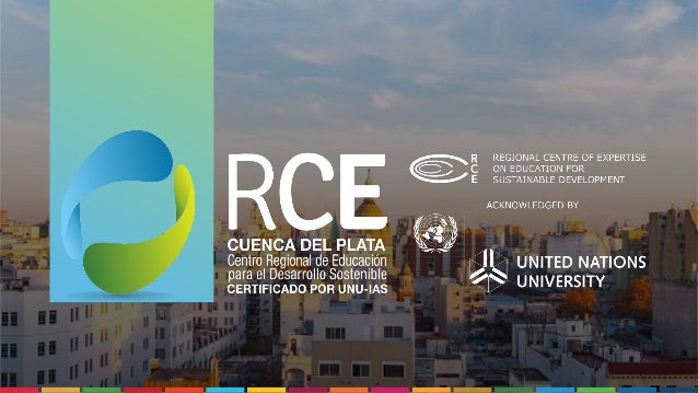 RCE CUENCA DEL PLATA ● Acknowledged in December 2015. ● Run by 4 NGOs ● Hosted Americas Meeting in 2018. ● In process of c...