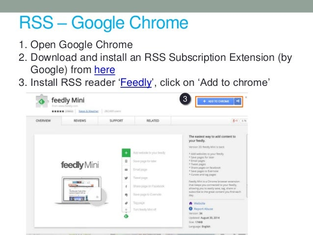 Rce portal tutorial 101 rss feed