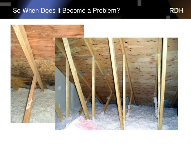 The Problem With And Solutions For Ventilated Attics