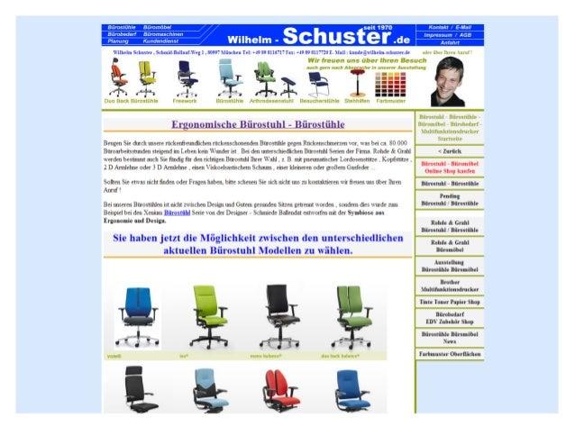 rückenfreundliche bürostühle| bürostuhl