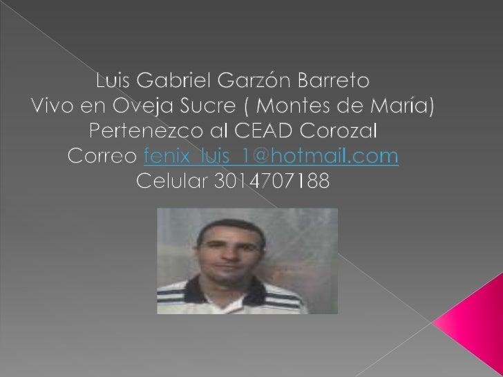 Rc luis garzon_barreto Slide 2