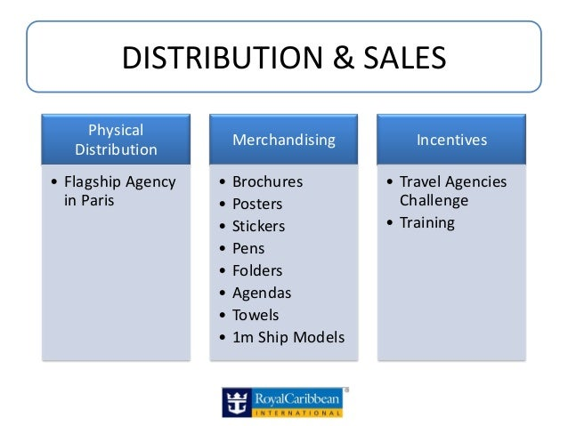 Royal Caribbean International Marketing Plan 2013 (French Market)
