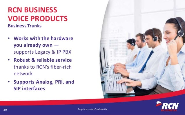 RCN Business Overview