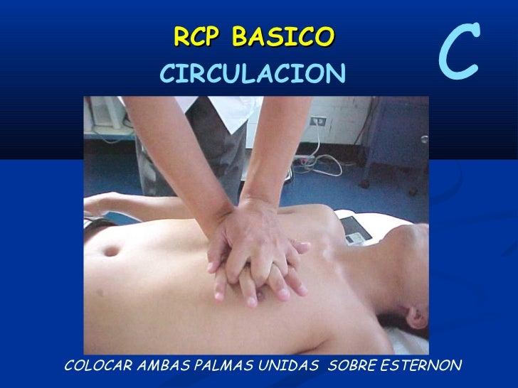 RCP BASICO           CIRCULACION                                           C                              PROFUNDIDAD     ...