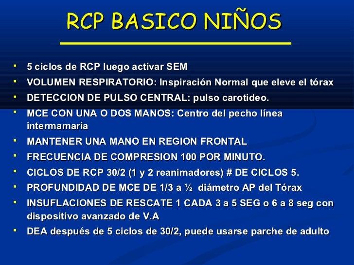 RCP EN LACTANTES    A                      BC