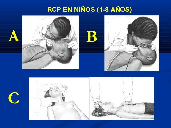 Indicaciones y contraindicaciones de la                     RCP    La RCP esta indicada siempre que se presencia un     P...