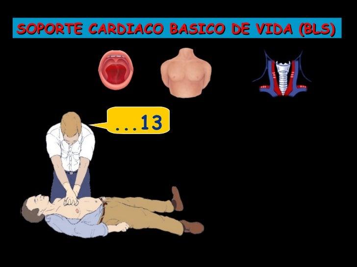 SOPORTE CARDIACO BASICO DE VIDA (BLS)          1