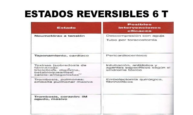 ESTADOS REVERSIBLES 6 T