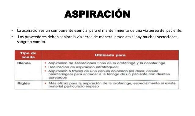 Intubación endotraqueal • Evita la distensión gástrica y la broncoaspiración. • Nose debe suspender más de 30 segundos el ...