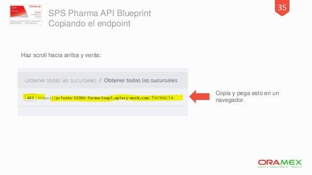 Apiary workshop mas abajo vemos 36 sps pharma api blueprint malvernweather Image collections