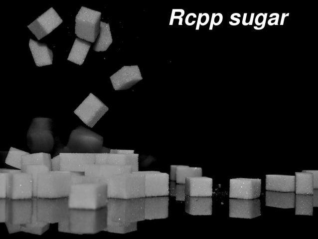 Rcpp sugar