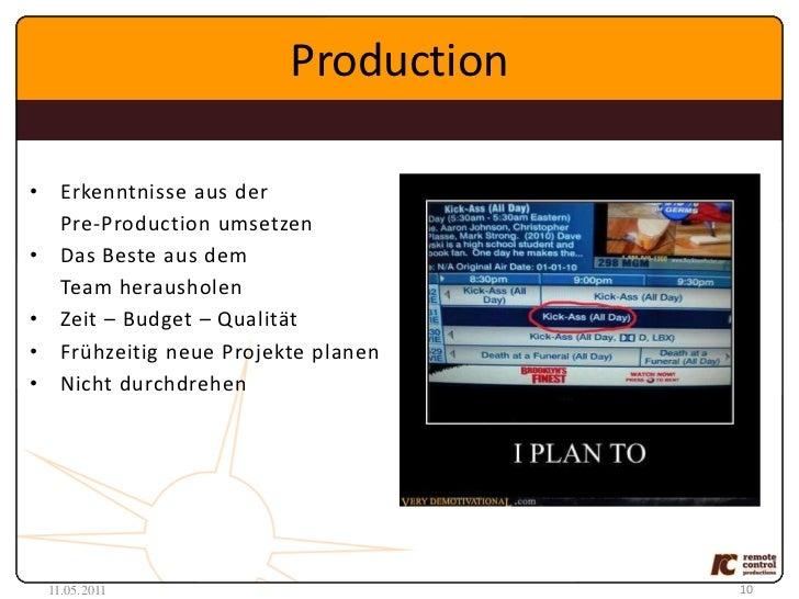 Zieldefinition<br />Festlegung der primären und <br />sekundären Ziele… <br />… der Firma<br />… des Teams<br />… des Proj...