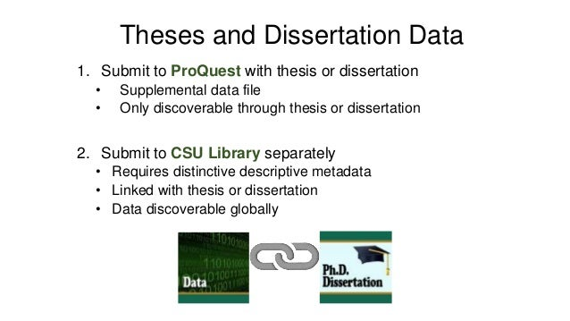 thesis dissertation search Colleges & Universities