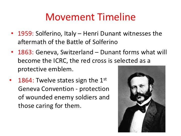 International Red Cross & Red Crescent Movement