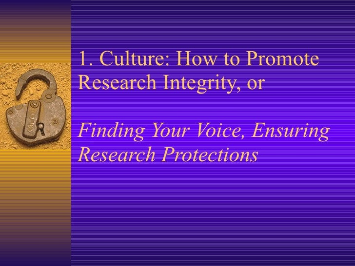 guidelines for responsible conduct of research Training in responsible and ethical research practices is an integral part of   have requirements for training in the responsible conduct of research (rcr.