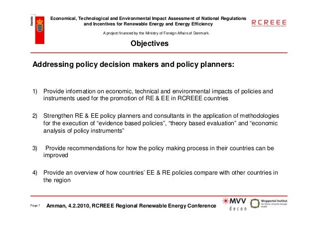 policy analysis project The tyranny of political economy feb 8, 2013 dani rodrik an excessive focus on the role of vested interests can easily divert us from the critical contribution that policy analysis and political entrepreneurship can make.